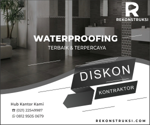 kontraktor waterproofing